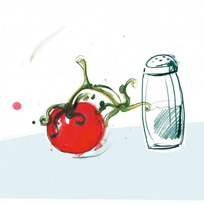 tomatesalz